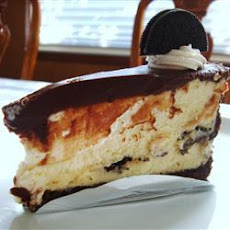 Chocolate Biscuit Cheesecake