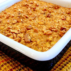 Oatmeal-Banana Bake
