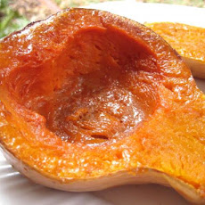 Brown-Sugar-Glazed Winter Squash