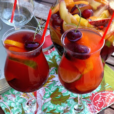 Cherry-Orange Sangria