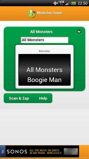 Monster Gone