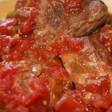 Spicy Swiss Bliss Venison or Pork Chops