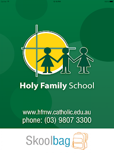 Holy Family School Mt Waverley - screenshot