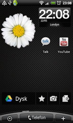Daisy Battery Widget Lite
