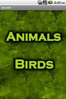 Screenshot of Animal sound - Zoological Park
