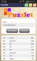 Screenshot of Puzzlet Sliding puzzle kids