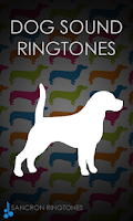 Screenshot of Dog Sounds Ringtones