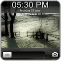 Winter Go Locker EX Theme icon