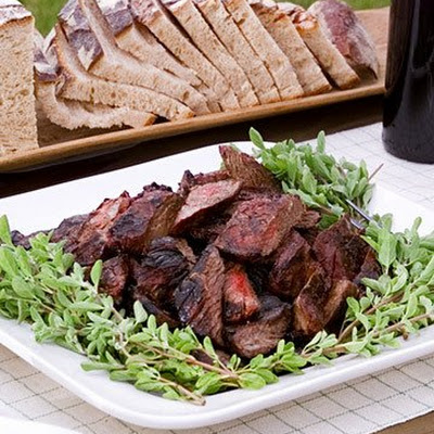 Eberhard's Marinated Skirt Steak
