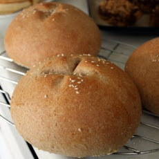 Whole Wheat Bread Bowls
