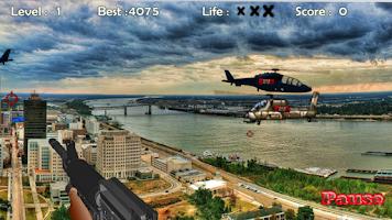 Screenshot of Air Assault: Shooting Game