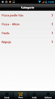Screenshot of TOP Pizza Chrudim