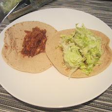 Shredded Turkey Tacos