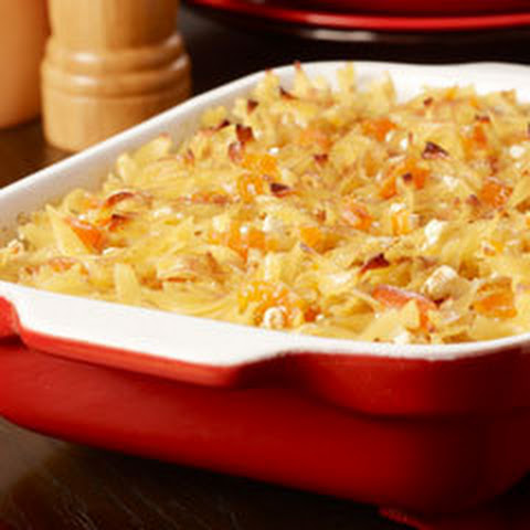 Traditional Noodle Kugel