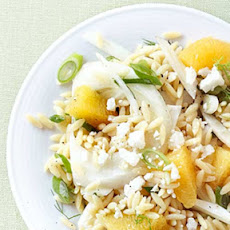 Orzo with Citrus & Fennel