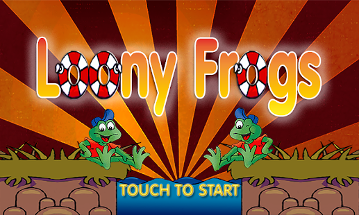 Rescue The Loony Frogs FREE - screenshot