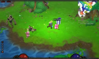 Screenshot of Whimsyshire(Cow Level)Diablo 3