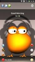 Screenshot of Karaoke Bird