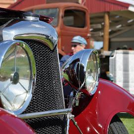 All Chrome by Jefferson Welsh - Transportation Automobiles