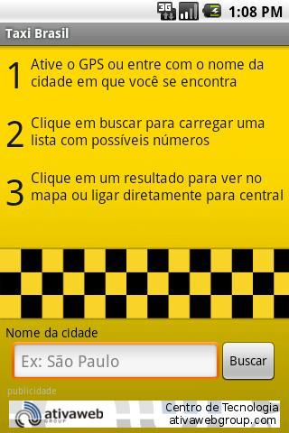 Taxi Brasil