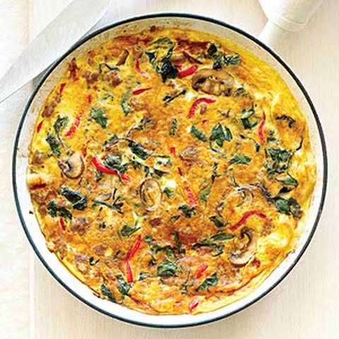 Swiss Chard, Mozzarella, And Feta Egg Bake Recipes — Dishmaps
