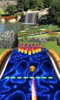 Screenshot of Bowling Paradise Pro