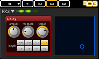 Screenshot of RD3 Demo - Groovebox