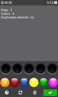 Screenshot of ColorCode