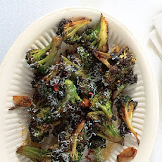 Broccoli Strascinati (Broccoli with Garlic and Hot Pepper)