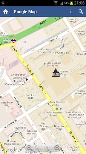 玩旅遊App|UCLキャンパスマップ免費|APP試玩