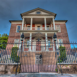 Mr. Brewton's House by Jonathan Jackson - Buildings & Architecture Homes ( history, home, charleston, hdr, architecture )
