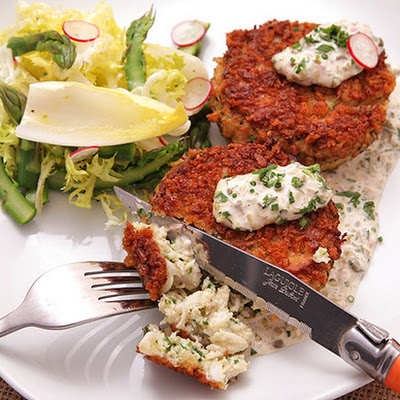 The Best Crab Cakes