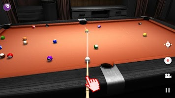 Screenshot of Real Pool 3D