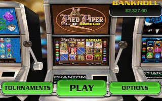 Screenshot of Pied Piper HD Slot Machine