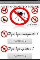 Screenshot of Anti Mosquito Repeller HQ