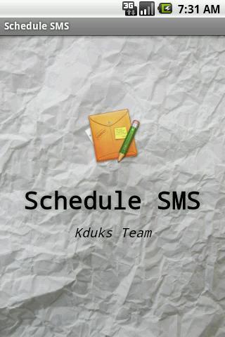 预订 SMS Pro