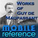 Works of Guy de Maupassant icon