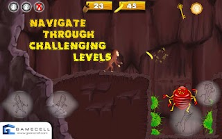 Screenshot of Pocket Monkey - Full Version