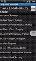 Screenshot of Drag Racing Workbench