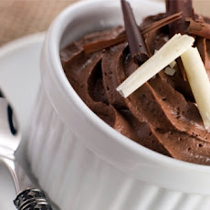 Chocolate Cake Batter Mousse