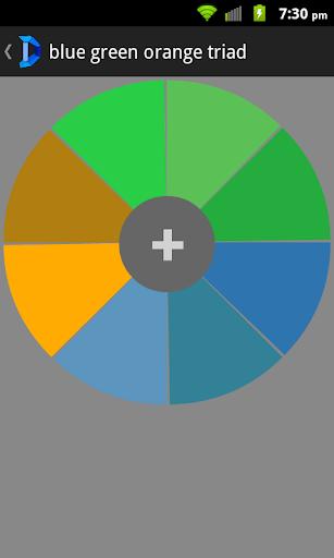 DefCol palette color picker