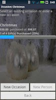 Screenshot of GLM Christmas Theme Pack #1