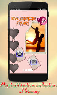 Love Hoarding Photo Frame - screenshot