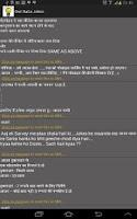 Screenshot of Free SMS and Jokes