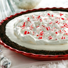 Cool Peppermint Pie
