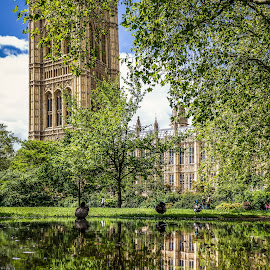 Victoria Tower Gardens by Charles Ong - City,  Street & Park  City Parks (  )