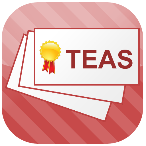 TEAS Flashcards 教育 App LOGO-APP開箱王