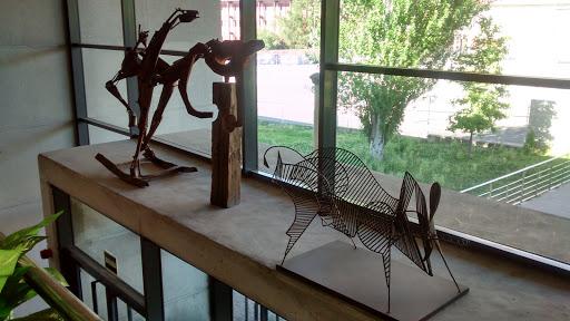 Esculturas Metálicas  Dos
