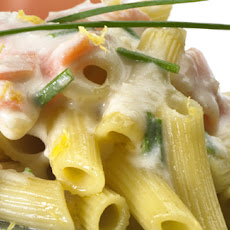 Scotch-smoked Salmon Penne