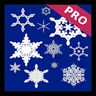 3D Snow Storm Wallpaper Pro icon